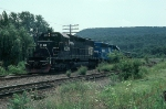 Conrail (CR) Mixed Freight Train