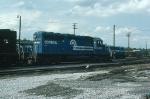 Conrail (CR) EMD SD40-2 No. 6483