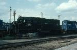 Conrail (CR) EMD GP38 No. 7840