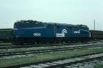 Conrail (CR) GE GG1 No. 4800