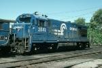 Conrail (CR) GE U30B No. 2841