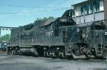 Conrail (CR) EMD GP38 No. 7857