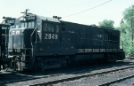 Conrail (CR) GE U30B No. 2849