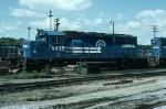 Conrail (CR) EMD SD40-2 No. 6435