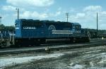 Conrail (CR) EMD SD40-2 No. 6433