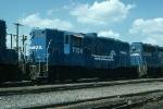 Conrail (CR) EMD GP9 No. 7156