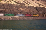 BNSF at Wishram WA