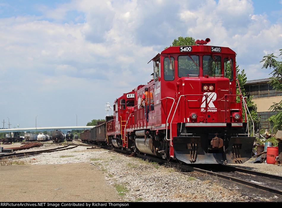 RJCR 5400 & 4119
