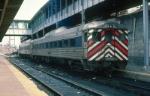 Metropolita Transit Authority (New York) Budd RDC No. 54