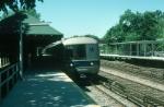 Northbound Metropolitan Transit Authority (New York) Commuter train