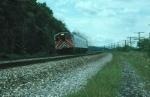 "Northbound Metropolitan Transportation Authority (New York) Budd RDC on Conrail's ""Hudson Division"""