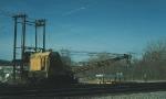 Metropolitan Transit Authority (New York) Burro Crane