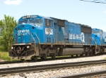 NS 6760 (EX-conrail 5650) leads a southbound NS freight