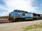 NS 8441 an Ex Conrail works in Conneaut Yard