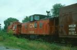 Canadian National Railways (CN) Caboose No. 79289