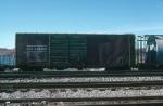 Canadian National Railways (CN) Double Door Box Car No. 582458