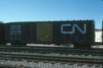 Canadian National Railway (CN) Plug Door Box Car No. 401346