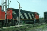 Canadian National Railways (CN) MLW M420 No. 2575