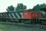 Canadian National Railways (CN) MLW M420 No. 2572
