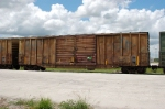 Canadian National Railways (NAR) Ex Northern Alberta Railways Box Car No. 50114