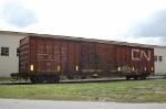 Canadian National Railway (CNA) Box Car No. 799666