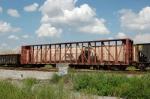 Canadian National Railway (IC) Ex Illinois Central Railroad Center Beam Flat Car No. 624273