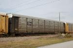 Canadian National Railway (CN) Autorack No. 710836