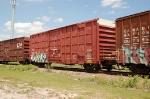 Canadian National Railway, Duluth, Winnipeg & Pacific Railway (DWC) Box Car No. 409455