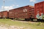 Canadian National Railway (CNA) Box Car No. 405605