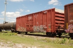 Canadian National Railway (CNA) Box Car No. 409056