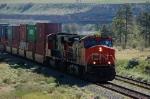 Canadian National Railway (CN) GE C44-9W No. 2606