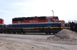 Canadian National Railways (BCOL) Ex BC Rail, Ltd. EMD SD40-2 No. 765