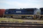 Canadian National Railways (BCOL) Ex BC Rail, Ltd. GE B39-8E No. 3908
