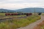 Canadian National Railways Yard
