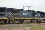 Canadian National Railways (BCOL) Ex BC Rail, Ltd. GE B39-8E No. 3904