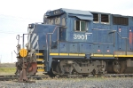 Canadian National Railways (BCOL) Ex BC Rail, Ltd. GE B39-8 No. 3901