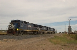 Canadian National Railways (BCOL) Ex BC Rail, Ltd. GE B39-8's
