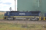 Canadian National Railways (BCOL) Ex BC Rail, Ltd. GE B39-8E No. 3911