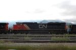 Canadian National Railways (CN) EMD SD70M-2 No 8834
