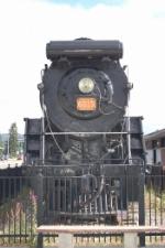 Canadian National Railways (CN) 4-8-2 Steam Locomotive No. 6015