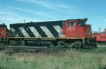 Canadian National Railways (CN) MLW M420 No. 2570