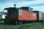 Canadian National Railways (CN) Caboose No. 79700