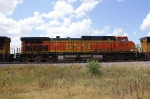BNSF 5492 on the UP