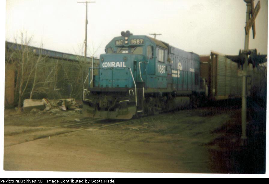 CR GP15-1 1687