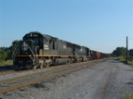 IC 1031 at South Yard in Paducah with coal empties