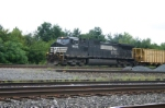 NS 9608 on the Maple Grove stone train