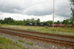 NS 9729 heads west