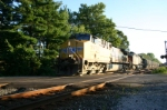 UP 5978 heads east with New York loads