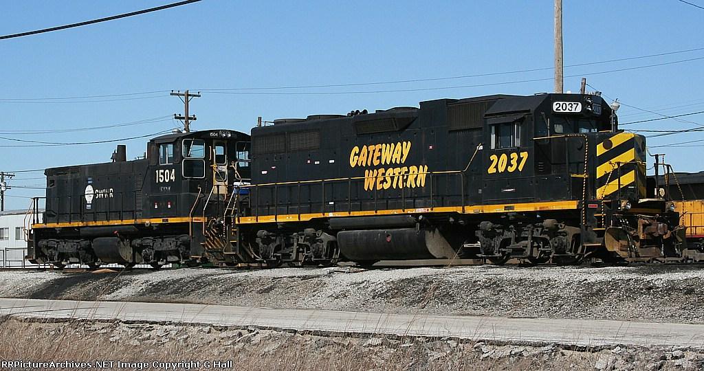 Gateway Western duo