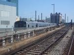 LIRR M-7 7118 in Arch Street Yard